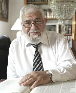 Rabbiner Benjamin David Soussan
