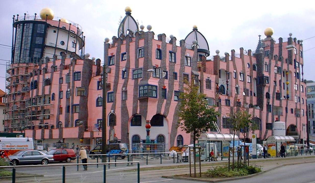 1 Magdeburg_Hundertwasserhaus